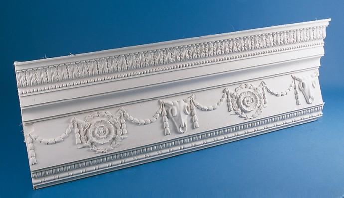 Cornisas Ornamentadas - Serie Olimpo- modelo O-3