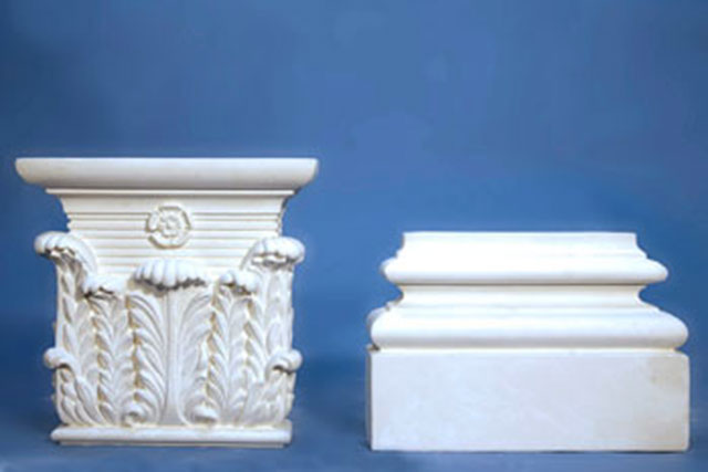 Arcos y Pilastras - modelo Acanto