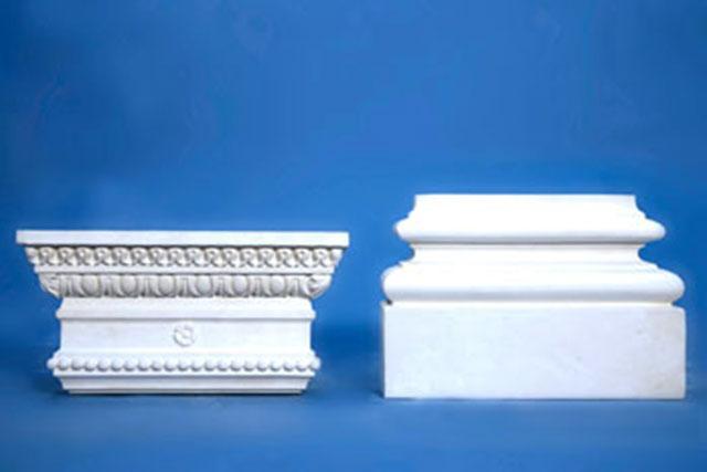 Arcos y Pilastras - modelo Compuesto