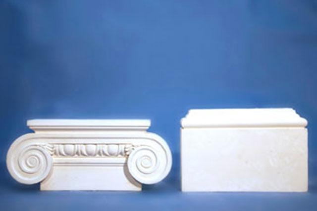 Arcos y Pilastras - modelo Jónico