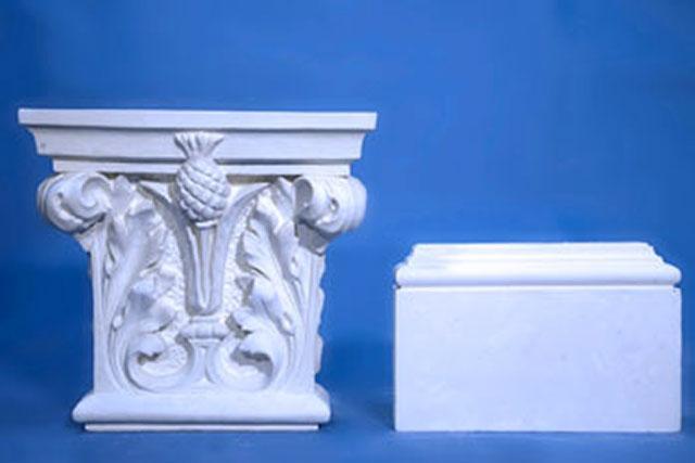 Arcos y Pilastras - modelo Neoclásico