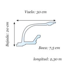 Luz Indirecta - modelo L-2