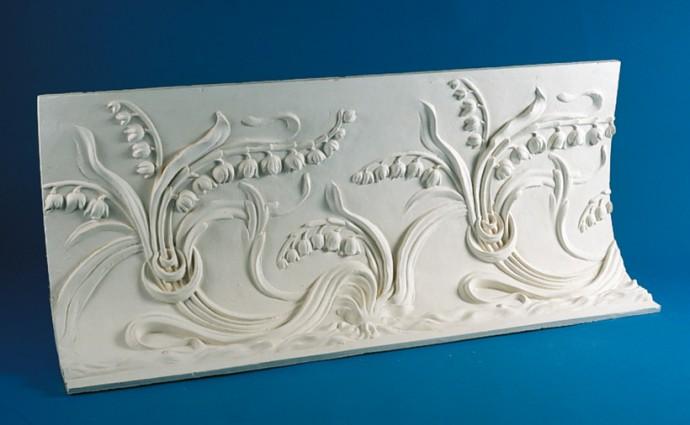 Cornisas Ornamentadas - Serie Gaudi - modelo M-4
