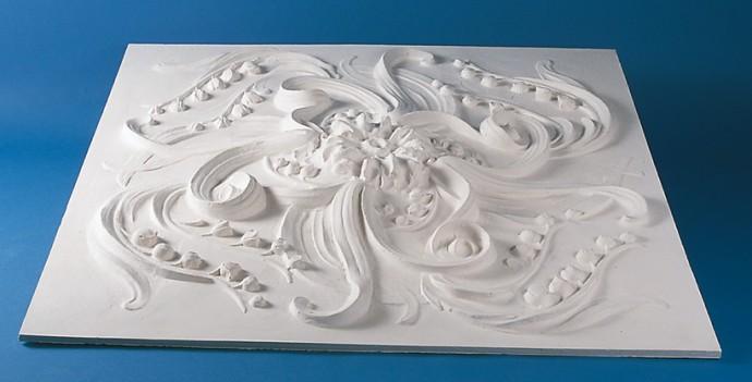 Cornisas Ornamentadas - Serie Gaudi - modelo Primavera
