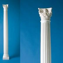 Columnas Estriadas