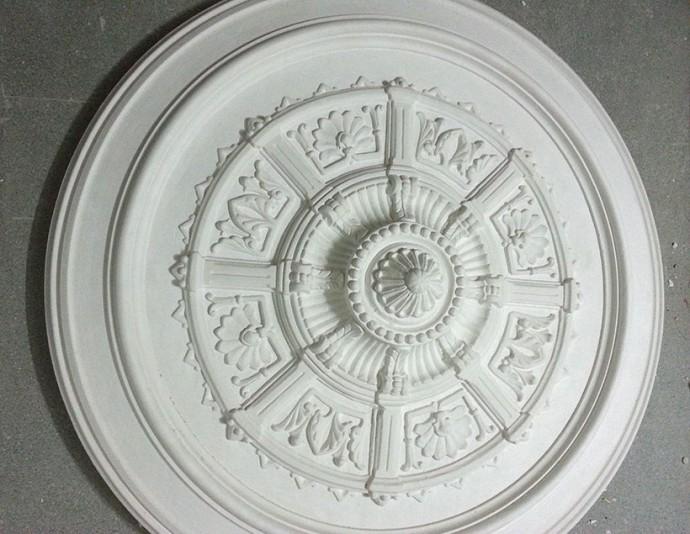 Plafones de Escayola - Modelo Eixample 4