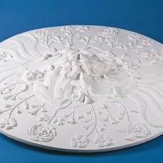 Plafones - modelo Jardín