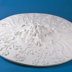 Cornisas Ornamentadas - Serie Gaudi - modelo Jordi